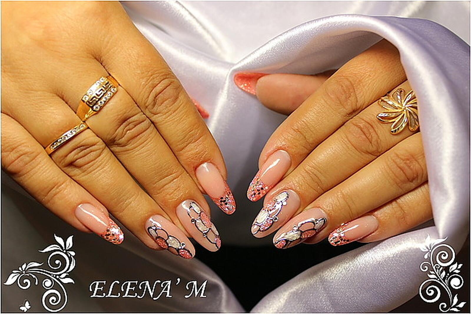 Мария виговская дизайн ногтей новые фото
