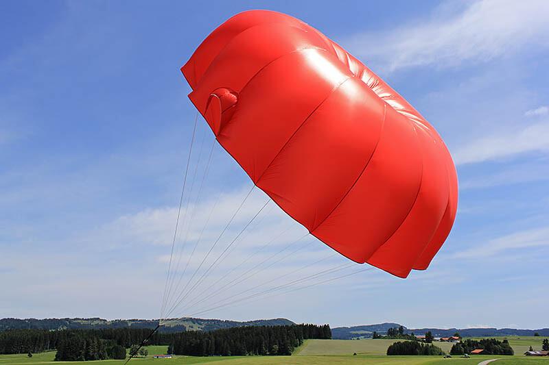 Запасной парашют Smart (Independence).