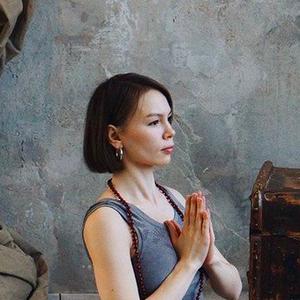 Zoom Хатха-йога с Анной Иванниковой/ 1 час