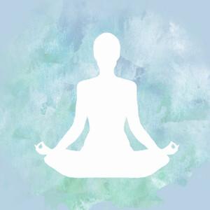 Утренняя онлайн-медитация со Екатериной Насибян (пятый центр)
