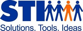 STI — Solutions.Tools.Ideas - лого